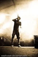 Randy Blythe - Lamb of God by weahweah