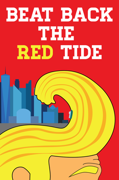 Red Tide (Graphic Design Project) by StateOfD-E-B