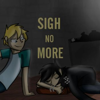 Sigh No More Front Cover by minutia-r