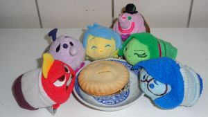 Tsum Tsum Inside Out with a lovely Mince Pie by ChristianPrime1-Bot