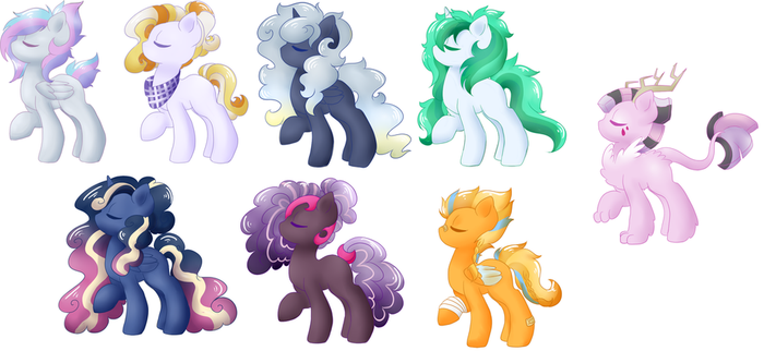 Big Shipping Adopts by CitrusSkittles
