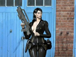 The Baroness by UncleSickey