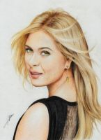 Maria Sharapova by Abremson