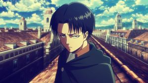 Levi Rivaille by Levi-cleaningboi
