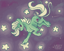 Star Hopper by weepysheep