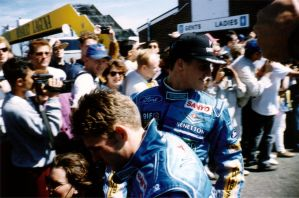 M. Schumacher | J. Verstappen (Great Britain 1994) by F1-history
