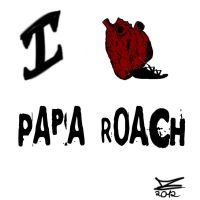 i love Papa Roach by JadeTheAngle777