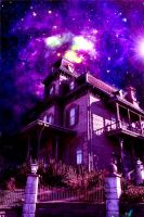 Purple House by ruif3r