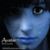 Demi Lovato EDITION AVATAR by NataliaJonas