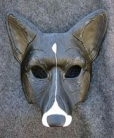 Korky The Corgi...Mask by merimask