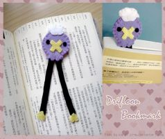 Drifloon bookmark by oi-m