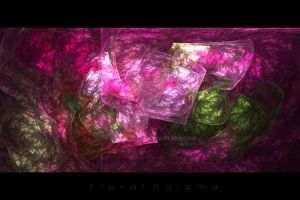 Floral Enigma by Sharkfold
