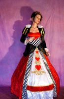 queen of hearts15 by DigitalAlchemy-Stock