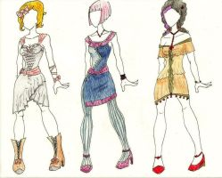 Dresses by Casey-Dream-Theater