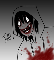 Another kill for Jeff by Kiki-Hyuga