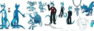 Kaarne reference sheet by Yoruko