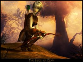The Break of Dawn by DesignsByEve