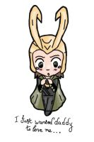 Loki - I just... by Hatters-Workshop