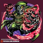 Doctor Doom by ashmish