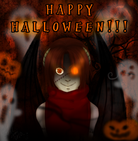 Happy Halloween by Michi-sama2030