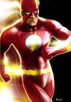 Flash by Robert-Shane