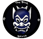 The Blue Spirit Icon by CuriouslyXinlove
