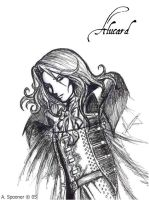 Daily retardation: Alucard by Stealthos-Aurion