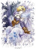 APH Snow Queen by MaryIL