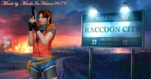 My Heroine Operation Raccon City by MadeInHaven9679