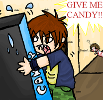 Steve wants Candy by Stais