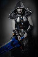 WoW- Death Knight Cosplay by ChibiFanGirl