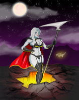 Lady Death 2011 by ToneyHadnotJr
