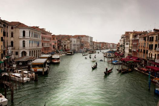 Canal Grande by PetoB