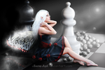 The Lady by Morrigan-LE