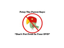 Petey The Parrot by truesanji