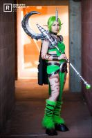 dryad soraka cosplay league of legends by ely707