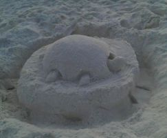 Turtle Sand Art by LittleFishPenguin95