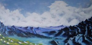 Mountains by Danas79