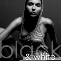 black and white by xyour