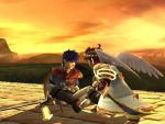 Ike and Pit -Gaze- by BohemianCloud