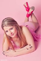 Katsya pretty in pink 03 by RaymondPrax