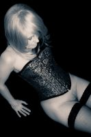 Blonde in Basque 4 by oralicity