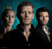 The Originals (TV Series) by thephoenixprod