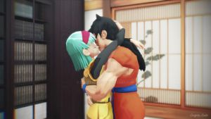 MMD - Reunion in love by CogetaCats