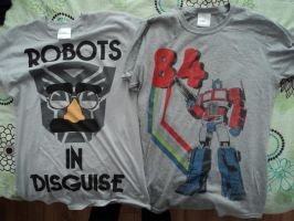 TF Shirts by KristenitaPrime7
