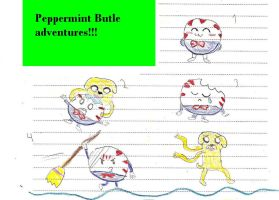 Peppermint Butle adventures by musas2