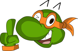 Cowabunga FOREVER! by T95Master