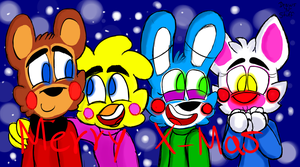 Merry Christmas 2015 by DrawsNStuff