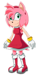 Amy Rose by Pauline1302