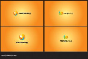 mangowave logo by osey83